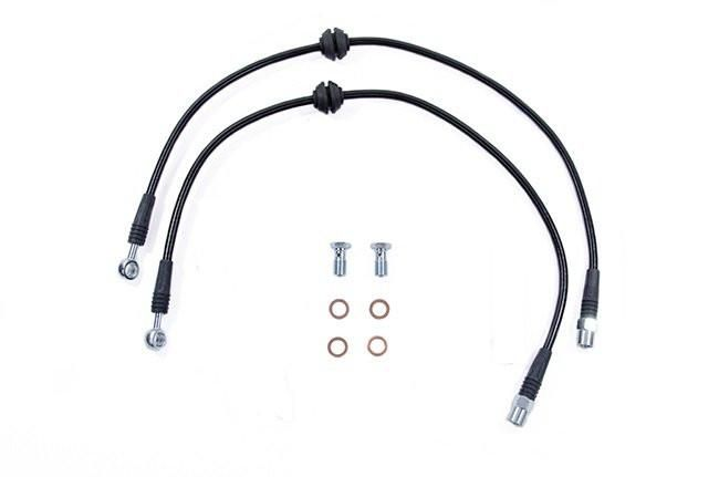 USP Motorsports Brake Line Kit, Audi B8 RS5 Calipers, Stainless Steel   #Audi #race #car #VW #wheel #road #sportscar #rim #SequentialPerformance #racing #vehicles #ride #muffler #volkswagen #exotic  Worldwide Shipping Available! -Qualified Free shipping Available!   Stainless steel brake lines replace your factory rubber lines and provide more consistent braking. Your car's brake system operates at over 1,000psi under hard braking conditions; the factory rubber lines cannot perform and begin…