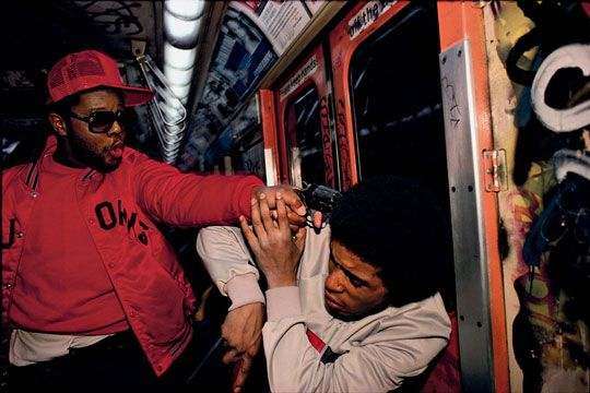 Bruce Davidosn's subway work. You have to be a truly talented photographer to put yourself in these types of situations. 06-bruce-davidson-subway-surface-and-surface.jpg 540×360 pixels