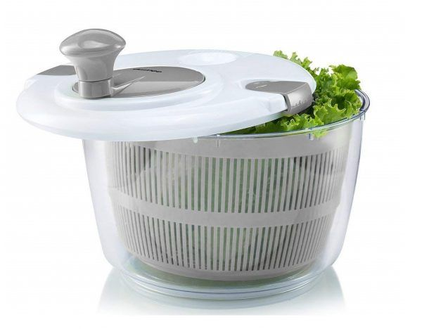 Pin On Top 10 Best Salad Spinners