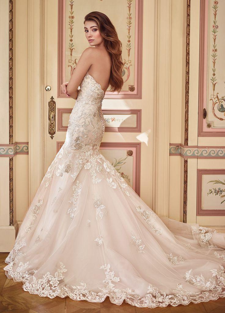 33+ Sweetheart low back lace wedding dress ideas