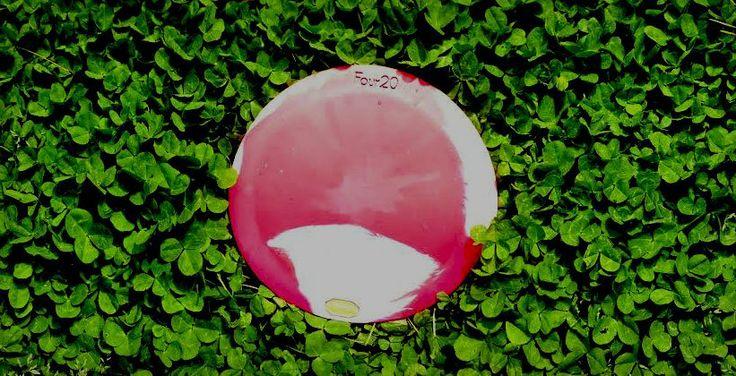Four20 Disc from Vibram Disc Golf