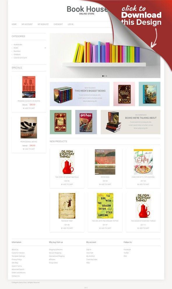 Print Shop Responsive Magento Theme 50899 Ecommerce Website