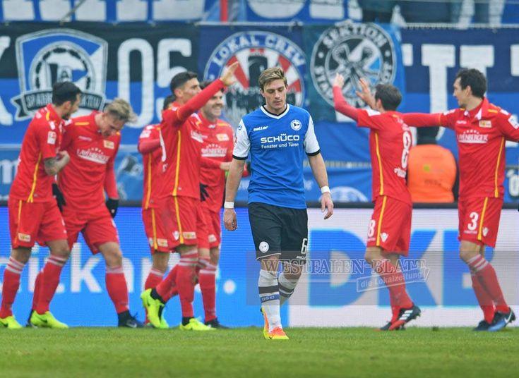 FOTOSTRECKE - DSC Arminia: (15) 20. Spieltag: 1. FC Union Berlin vs. DSC Arminia