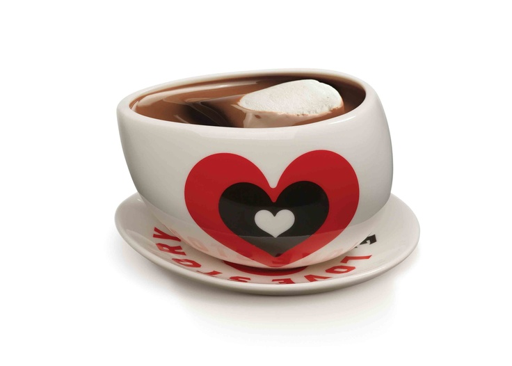 Love hug mug... I want one!