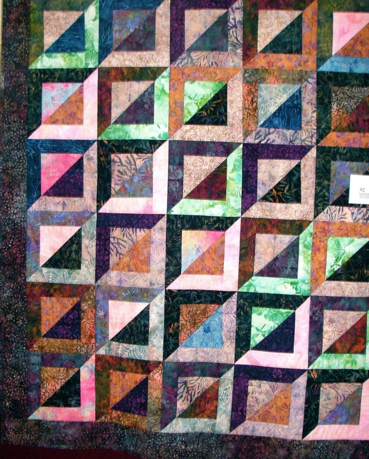 Batik Quilts, Modern Quilt Patterns