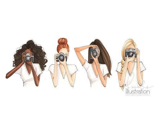 Camera Squad (Print) – Lina Essen