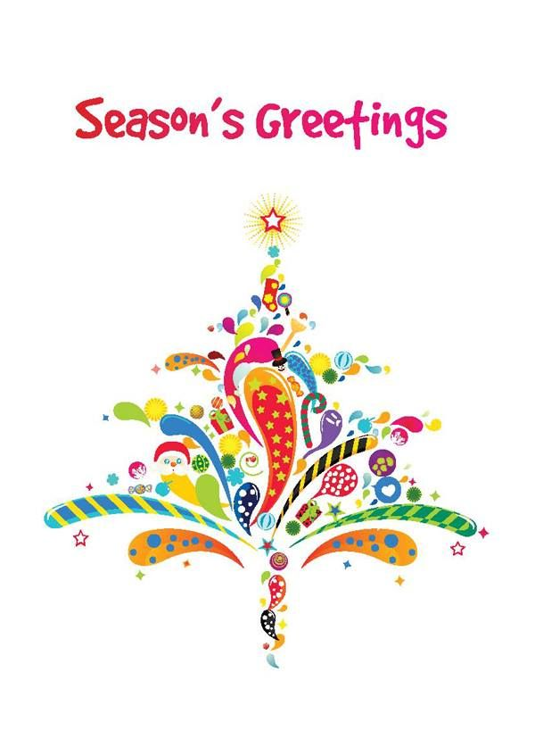 Sheesh, December already! What christmas card are you going to send this year? Here is an exmaple of our custom designed Xmas Card