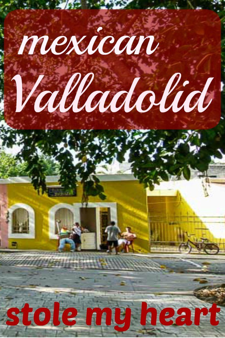 Friendly Mayans, colorful streets, swimming in cenotes, folk dances and delicious traditional food in Valladolid made our visit the best time in Yucatan.
