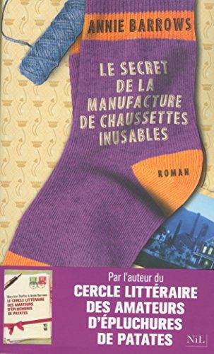 A découvrir Le Secret de la manufacture de chaussettes inusables by Annie BARROWS http://amzn.to/1dE3geW via @