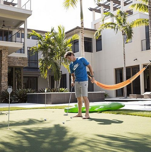 Damn Rory, nice pad! Rory McIlroy's house in Florida looks pretty amazing. http://golfdig.st/1o9Hmy5