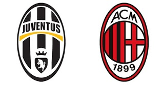 مشاهدة مباراة ميلان ويوفنتوس الاحد 25/11/2012 بث مباشر