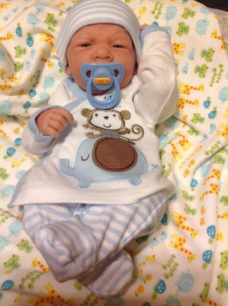 41 best reborn newborn baby boy images on Pinterest ...