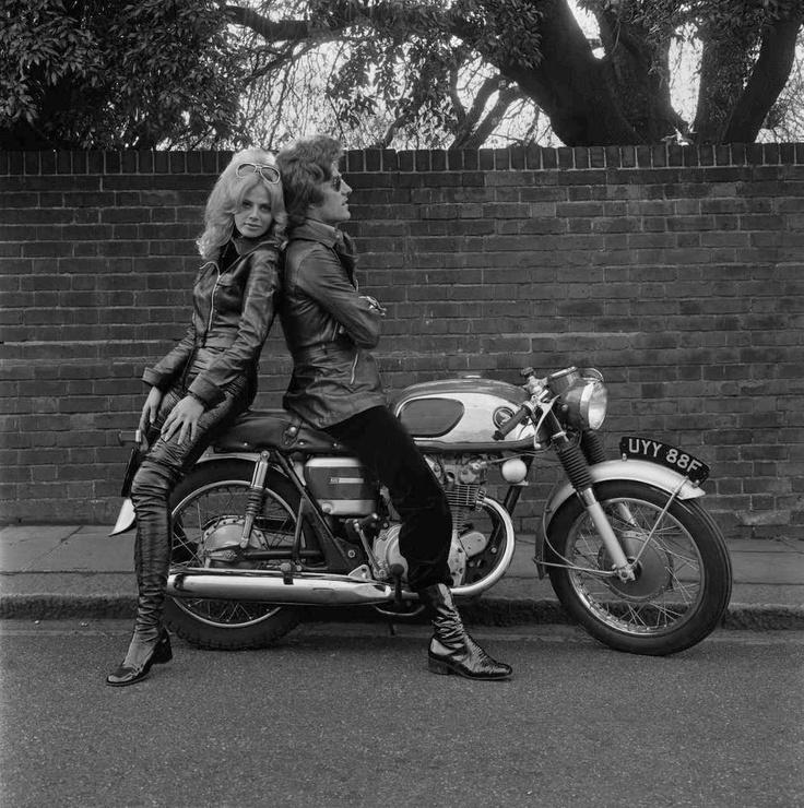"Honda CB450 ""Black Bomber"" 1965/67"