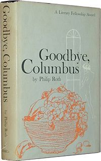 Goodbye Columbus by Phillip Roth - Goodbye, Columbus by Philip Roth - Do you ever know why someone likes you, or even loves you? Or you them? A book whose interpretations hinges on what you believe Brenda Patimkin's purposely left the diaphragm in her room upon leaving for college. We are in a super position vis a vis her intention.