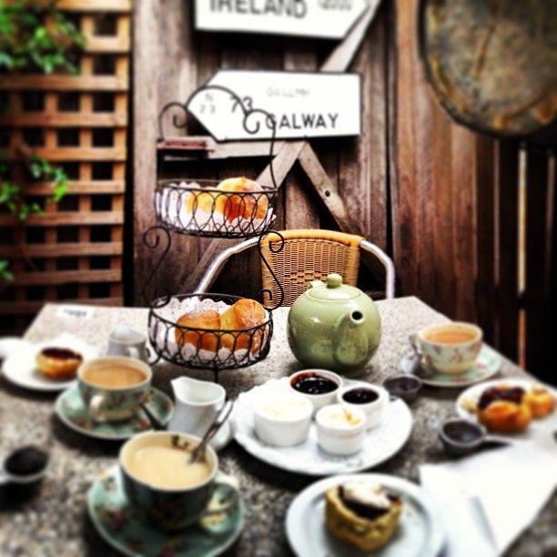 .@ashfoto00 | tea & scones.. Being properly ladies having high tea. | Webstagram - the best Instagram viewer