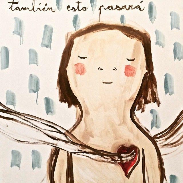 También esto pasará. Un libro emocionante. Sin artificios ni mentiras. @milenabusquets #tambeaixopassara #tambienestopasara