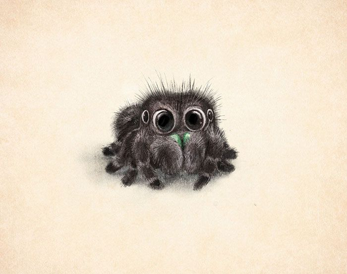 Extremely Cute Animal Illustrations By Sydney Hanson Will Make You Smile