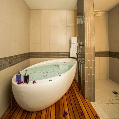 Contemporary Bathroom Design, Pictures, Remodel, Decor and Ideas - page 53
