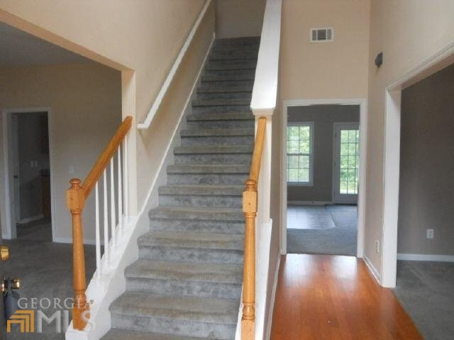 Adding Center Hall, And Adding Wall To Formal Living Room. Opening Up  Staircase And