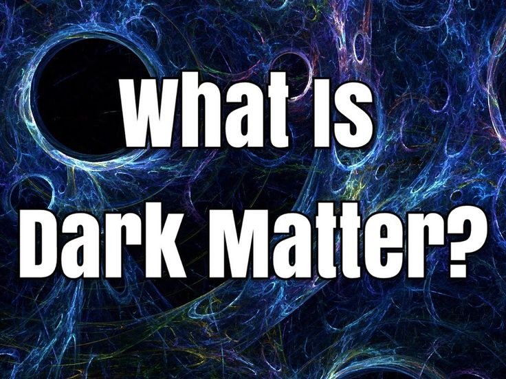 What Is Dark Matter?  Visibility...strictly depends on the wavelength of the frequency we are observing - G Conforto