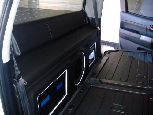 2012 Toyota Tundra Car Audio Install