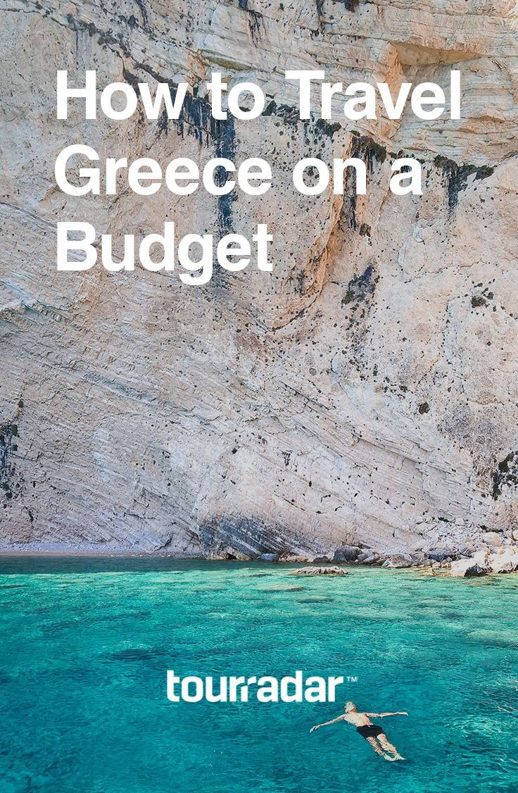 2 Weeks In Greece For Every Budget Greece Travel Vacation Hot Spots Honeymoon On A Budget