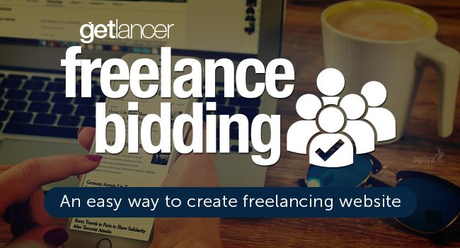 Getlancer Bidding – The State of the art ‪#‎freelancer‬ bidding software To know more: https://blogs.agriya.com/2015/07/09/getlancer-bidding-freelancer-bidding-software/