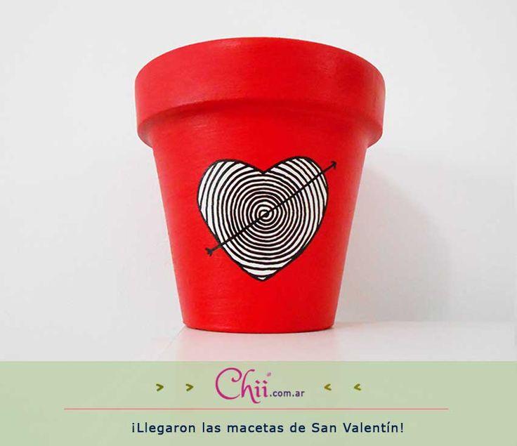 Te esperamos en http://chii.com.ar/ con productos especiales de #SanValentín! Aprovechá descuentos exclusivos! :)