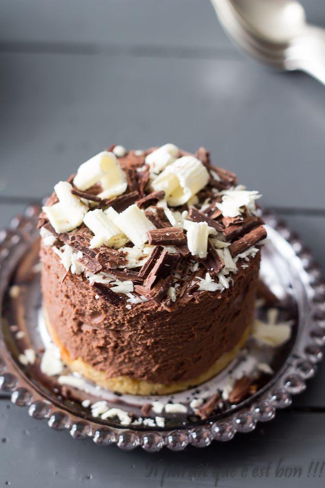 1000 id es sur le th me recette cheesecake sans cuisson sur pinterest palet breton recette - Recette cheesecake sans cuisson ...