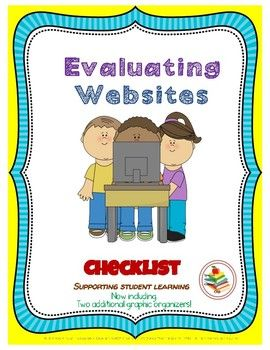 The Research Website Checklist is a checklist for students to use independently while researching. When they are research and find a website they want to use, they then go through the checklist and answer yes or no. The majority of the answers should be yes for the website to be reliable. The goal of this checklist is to independently lead our students to reliable websites. BONUS MATERIAL! Two graphic organizers: Website Source Card and Website Work Cited Organizer. These are two useful…