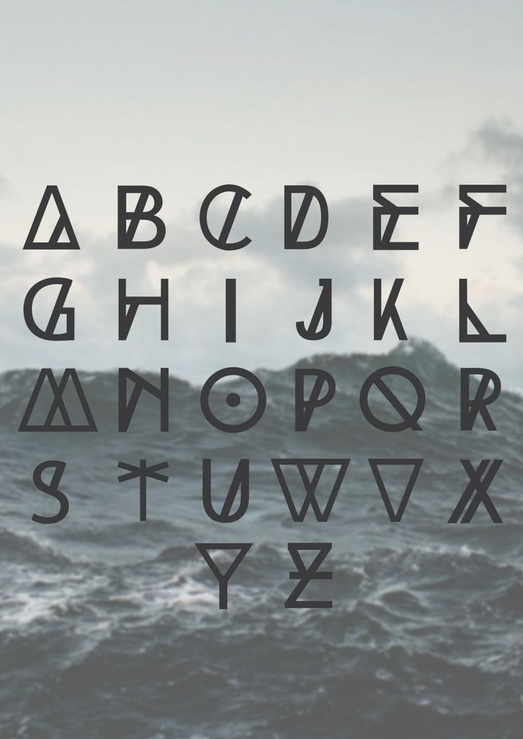 HIGH TIDE Free Typeface - I love all the shapes and how each letter has a different element making them unique. Would look great over an illustration or as a title font for a magazine. Each letter has a nice diagonal element to it other than the T which i think could look better if the stem was at an angle then a triangle on top like the left of the N.