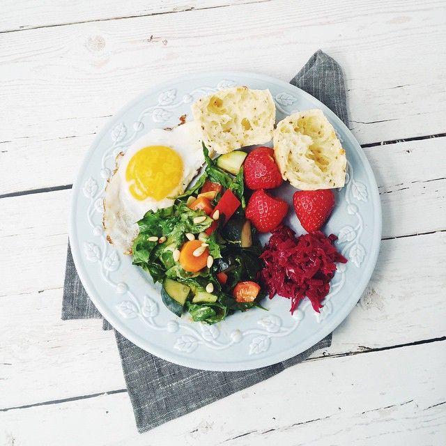 Mi desayuno este domingo soleado  una nueva receta dehellip