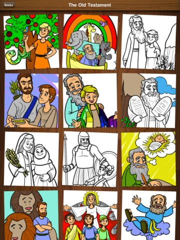 "Church activities - coloring app for iphone/ipad. $8.99. Color ""coloring books"""