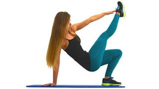Take your personal trainer with you! I'm loving this VERY reasonably priced and in home PT