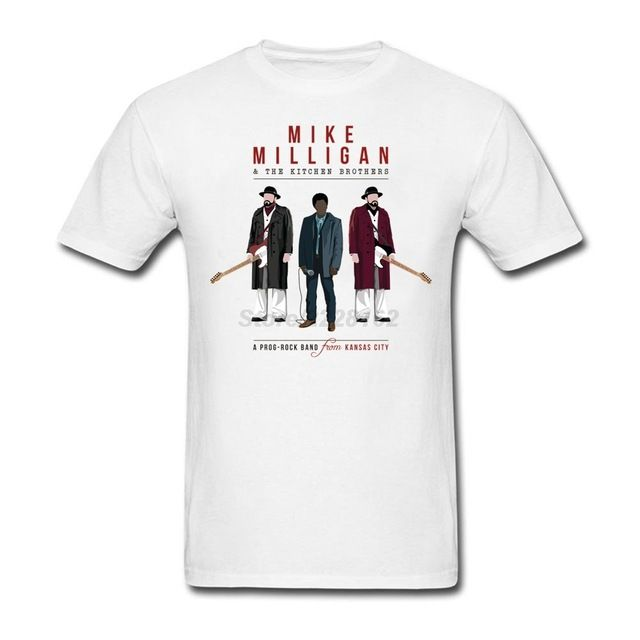 Check lastest price Holyee Men Mike Milligan and The Kitchen Brothers T Shirts XXL Short-sleeved Men's FARGO t-shirt Comical Outfits Online Store just only $12.48 with free shipping worldwide  #tshirtsformen Plese click on picture to see our special price for you