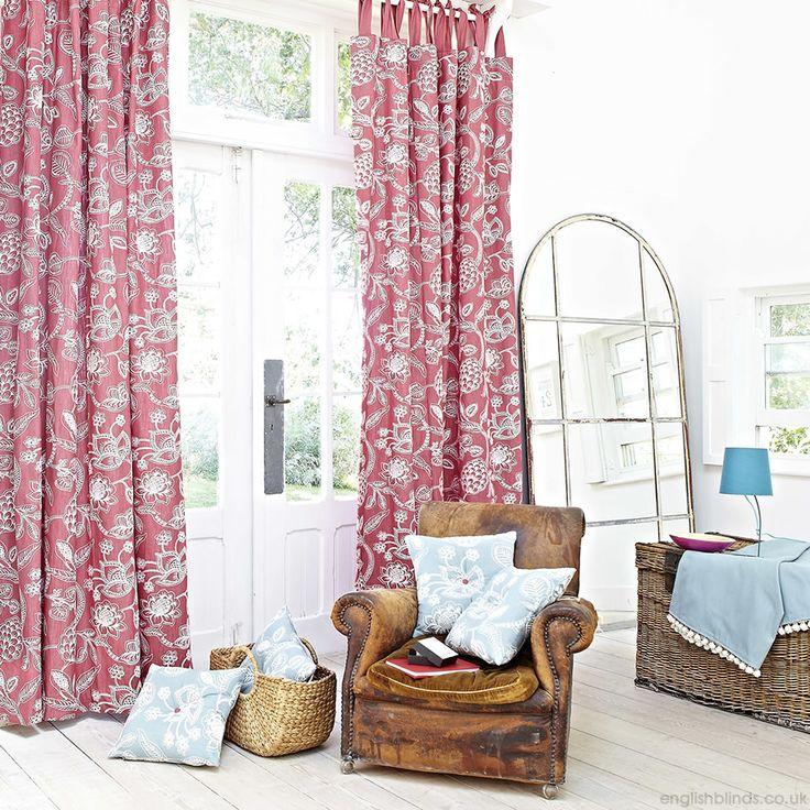 93 best Curtains images on Pinterest | Prestigious textiles, Shades ...