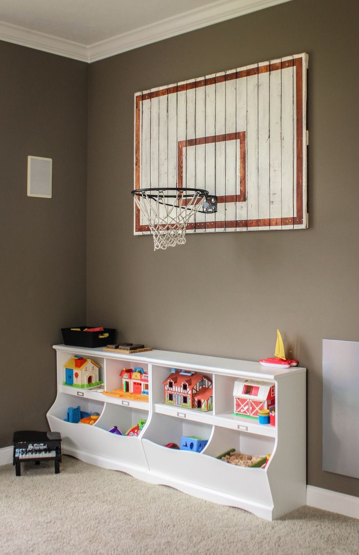 Basketball Hoop And How To Make In 2019 Basketball Room