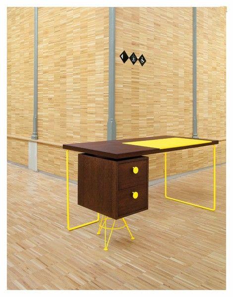Bureau Spoutnik by Caroline Halka Duveau and Lionel Duveau for Ultra Maison d'Edition de Design