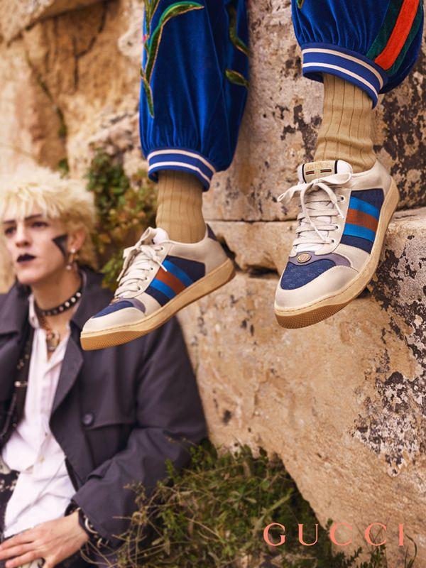 Gucci sneakers, Vintage gucci, Gucci men