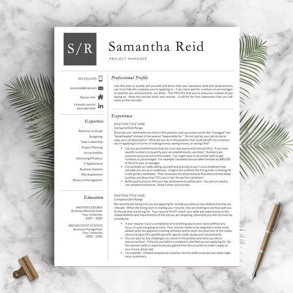 178 best Professional Resume Templates images on Pinterest - popular resume templates