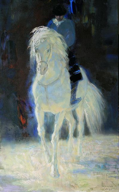 Horseman (Всадник)   par Inna Tsukakhina