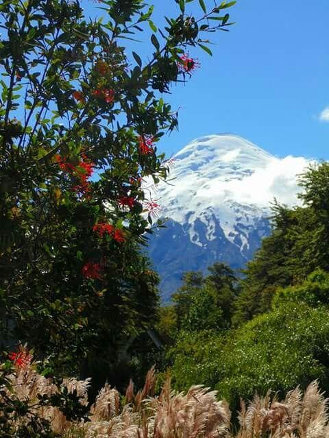 vodta al volcan osorno