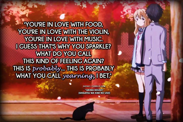 Kousei Arima Quotes: 17 Best Images About Shigatsu Wa Kimi No Uso Anime Quotes