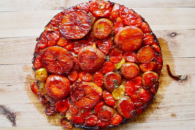 ... + al. | Pinterest | Plenty cookbook, Tarte tatin and Cherry tomatoes