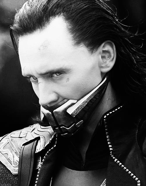 Tom Hiddleston | Loki in The Avengers (2012) ... favourite image