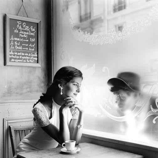 Rodney Smith, fotografía con toque surrealista