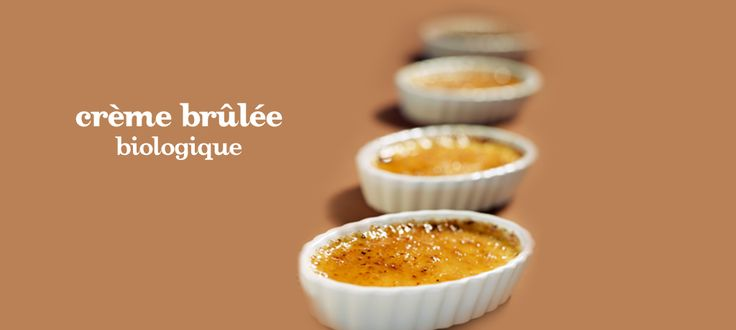Crème brûlée (biologique) by DavidsTea