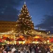 Traditional German Christmas in Helen, Georgia