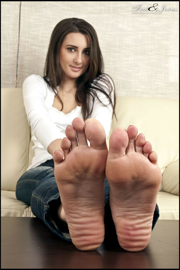 Soles Of A Beautiful Girl