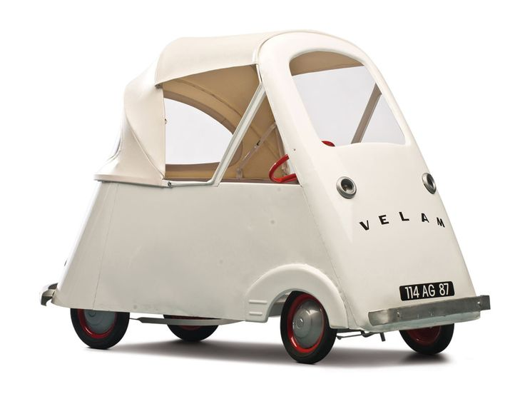 Velam Child's Pedal Car | The Bruce Weiner Microcar Museum 2013 | RM AUCTIONS